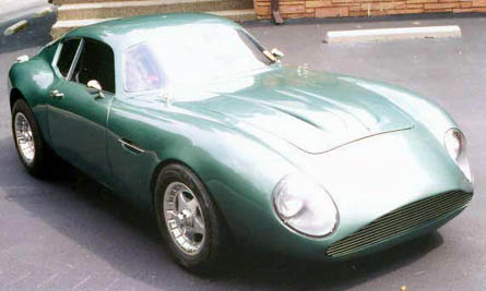 2 VEV Zagato clone right front and side
