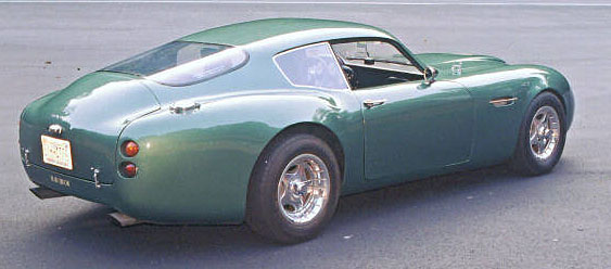 Aston Martin Zagato clone - The Ravana Z The thrill of a classic Sports car